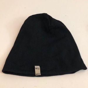 Minus33 100% merino wool beanie Black